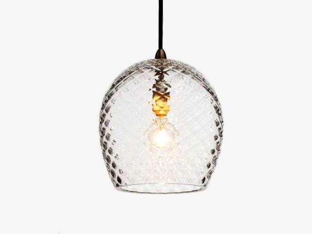 Picture of Blown Glass Pendant Light   Stella