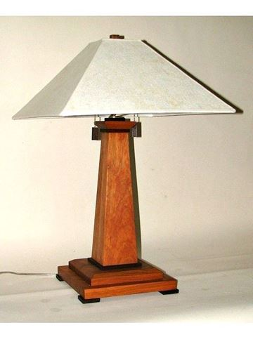 Mission 1915 Table Lamp