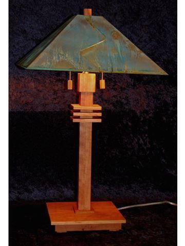 Norfolk Table Lamp