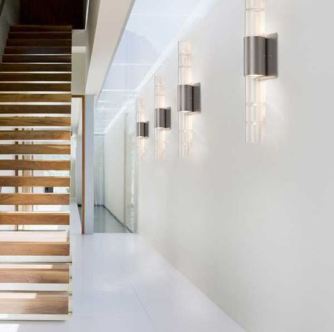 Wall Sconce | Double Bamboo