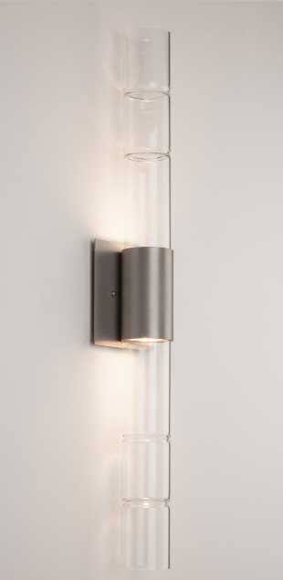 Picture of Wall Sconce | Double Bamboo