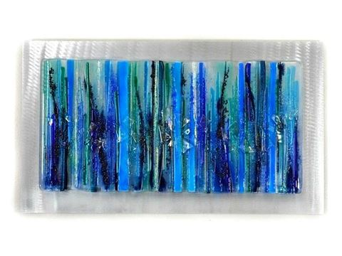 Stars Above 102 Glass Wall Panel