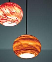 Picture of Pendant Light | Rose Globe