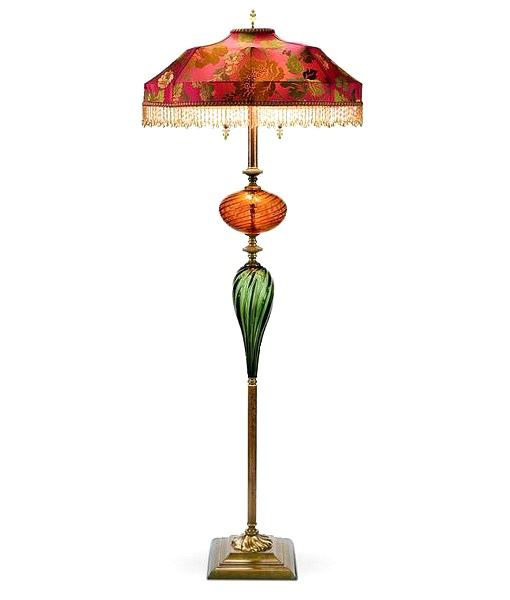 Picture of Kinzig Floor Lamp - Benny