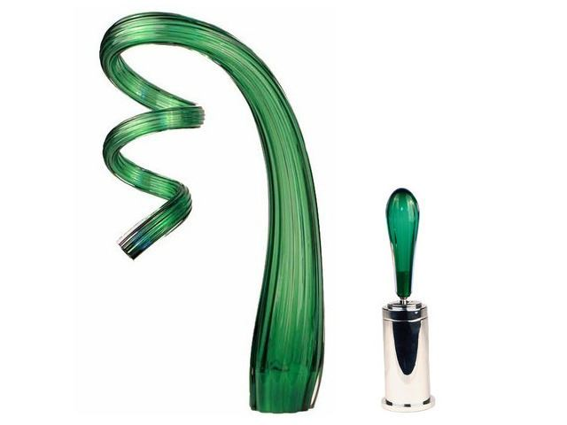 Picture of Luxury Faucet | Emerald Green