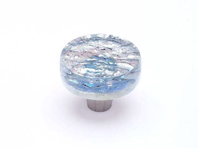 Picture of Pearl Glass Cabinet Knob - 7 color options