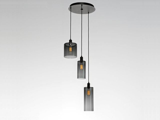 Picture of Pendant Chandelier | Apothecary 3