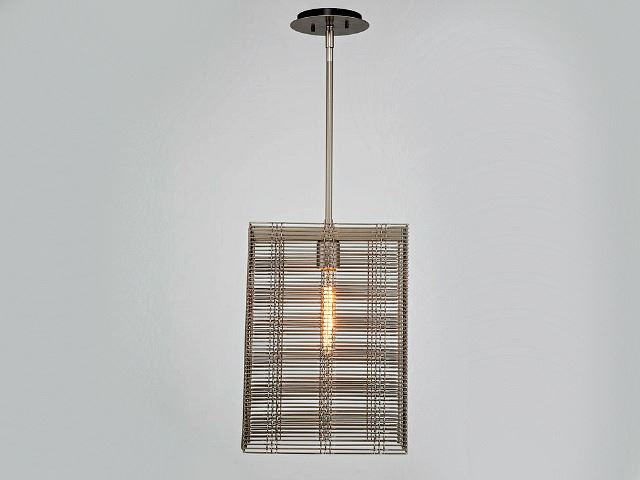 """Picture of Pendant Light   Oversized Downtown Mesh   16"""""""