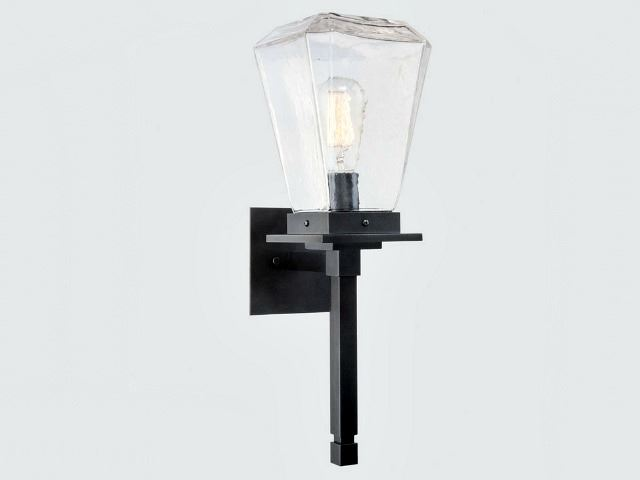 Picture of Outdoor Beacon Torch Sconce
