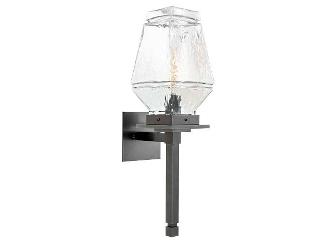 Picture of Outdoor Signal Torch Sconce