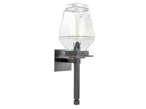 Outdoor Signal Torch Sconce