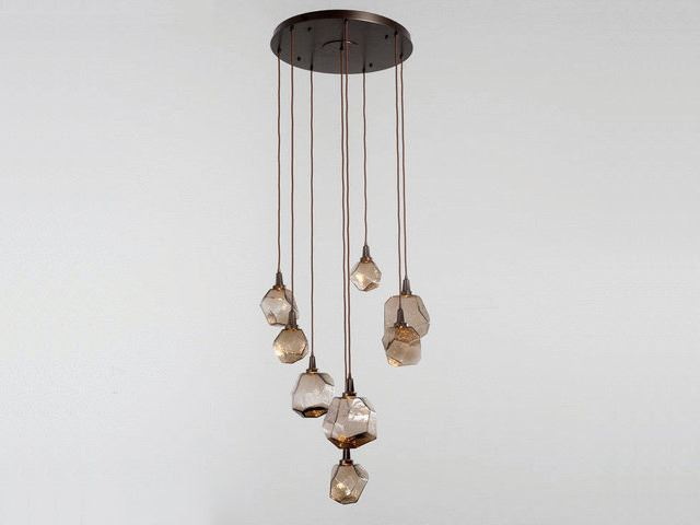 Picture of Pendant Chandelier | Gem 8