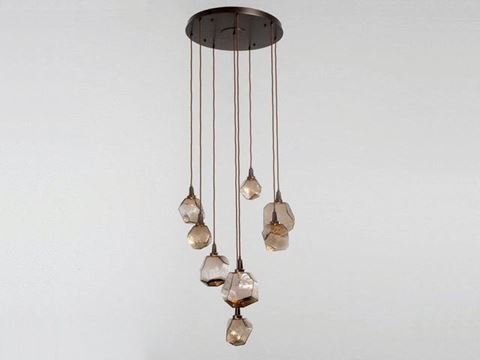 Pendant Chandelier | Gem 8