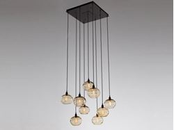 Picture of Pendant Chandelier | Coppa 9