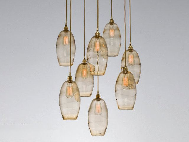 Picture of Pendant Chandelier | Ellisse 8