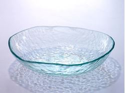 Salt Large Glass Bowl