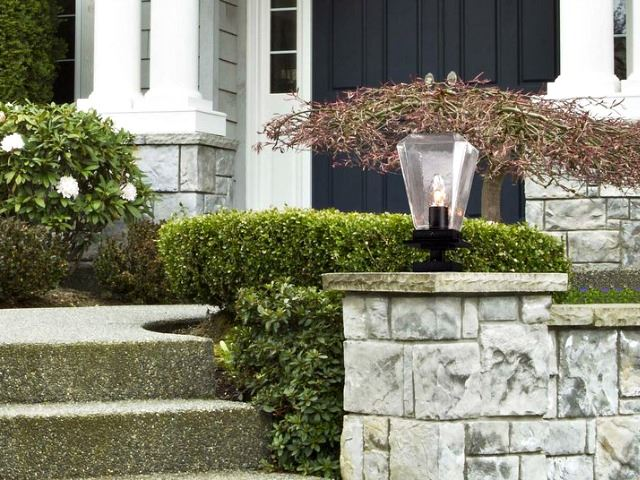 Picture of Outdoor Beacon Pier Mount Lantern