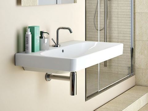 Bissonnet Smyle 90 Ceramic Sink