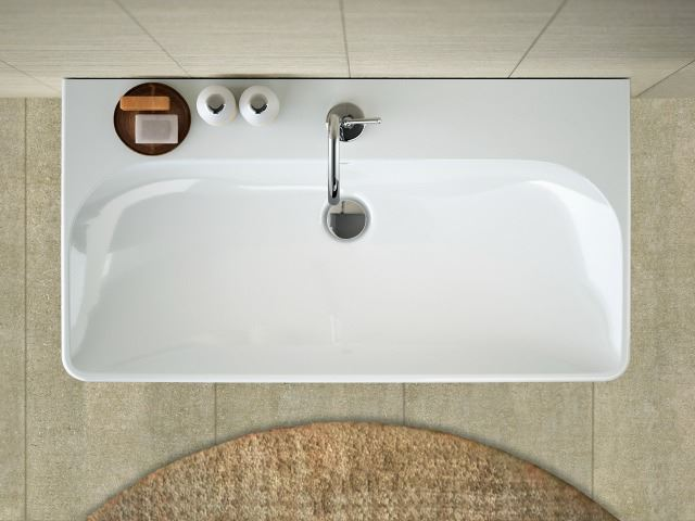 Picture of Bissonnet Smyle 90 Ceramic Sink