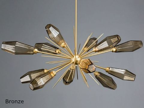 Starburst Chandelier | Aalto II