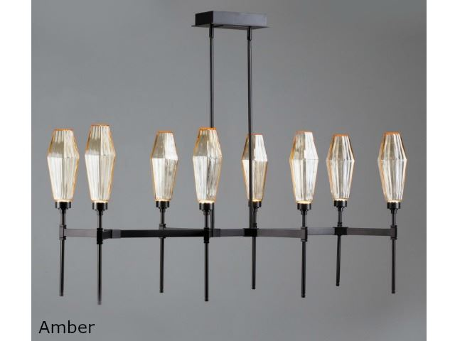 Picture of Linear Chandelier | Aalto 8