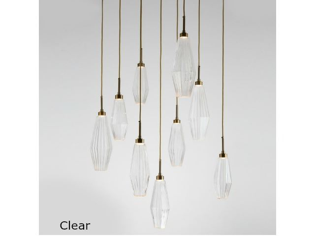 Picture of Pendant Chandelier | Aalto 9