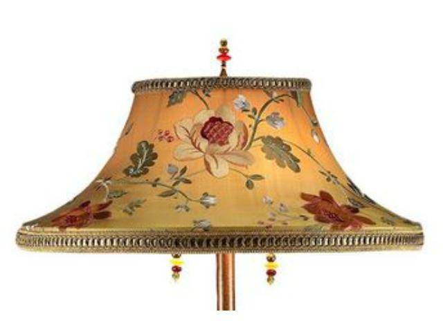Living Room Floor Lamp Shade   James (Freddy)