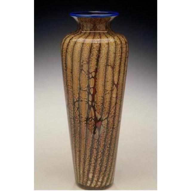 Picture of Blown Glass Vase | Batik