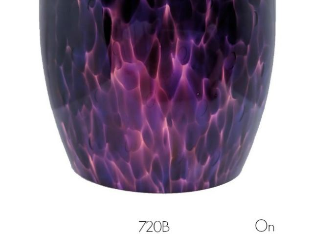 Picture of Blown Glass Pendant Light   Hyacinth