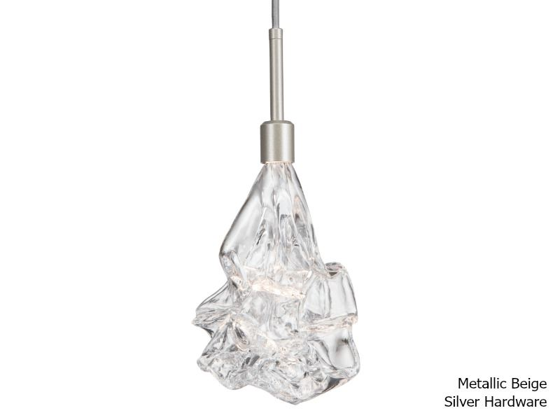 Picture of Blown Glass Pendant Light | Blossom