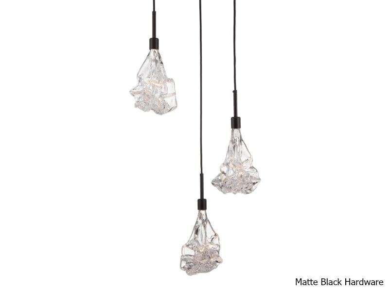 Picture of Pendant Chandelier | Blossom Round 3