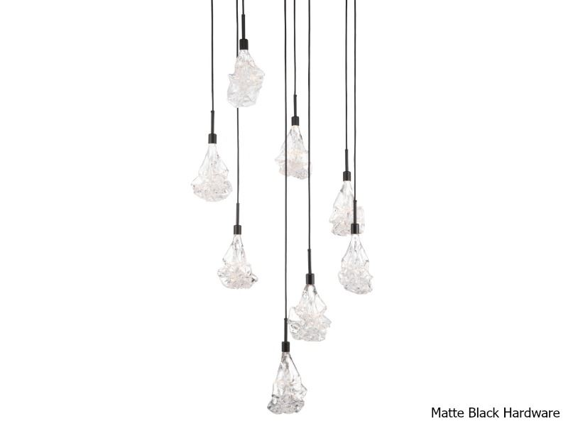 Picture of Pendant Chandelier | Blossom 8