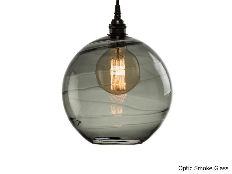 Picture of Blown Glass Pendant Light | Terra