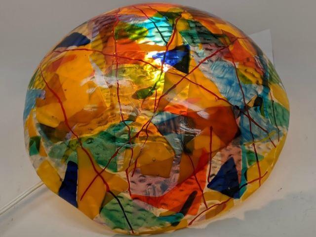 Picture of Scrap Glass Pendant II - Sale