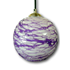 Picture of Spun Glass Pendant Light | Amethyst II
