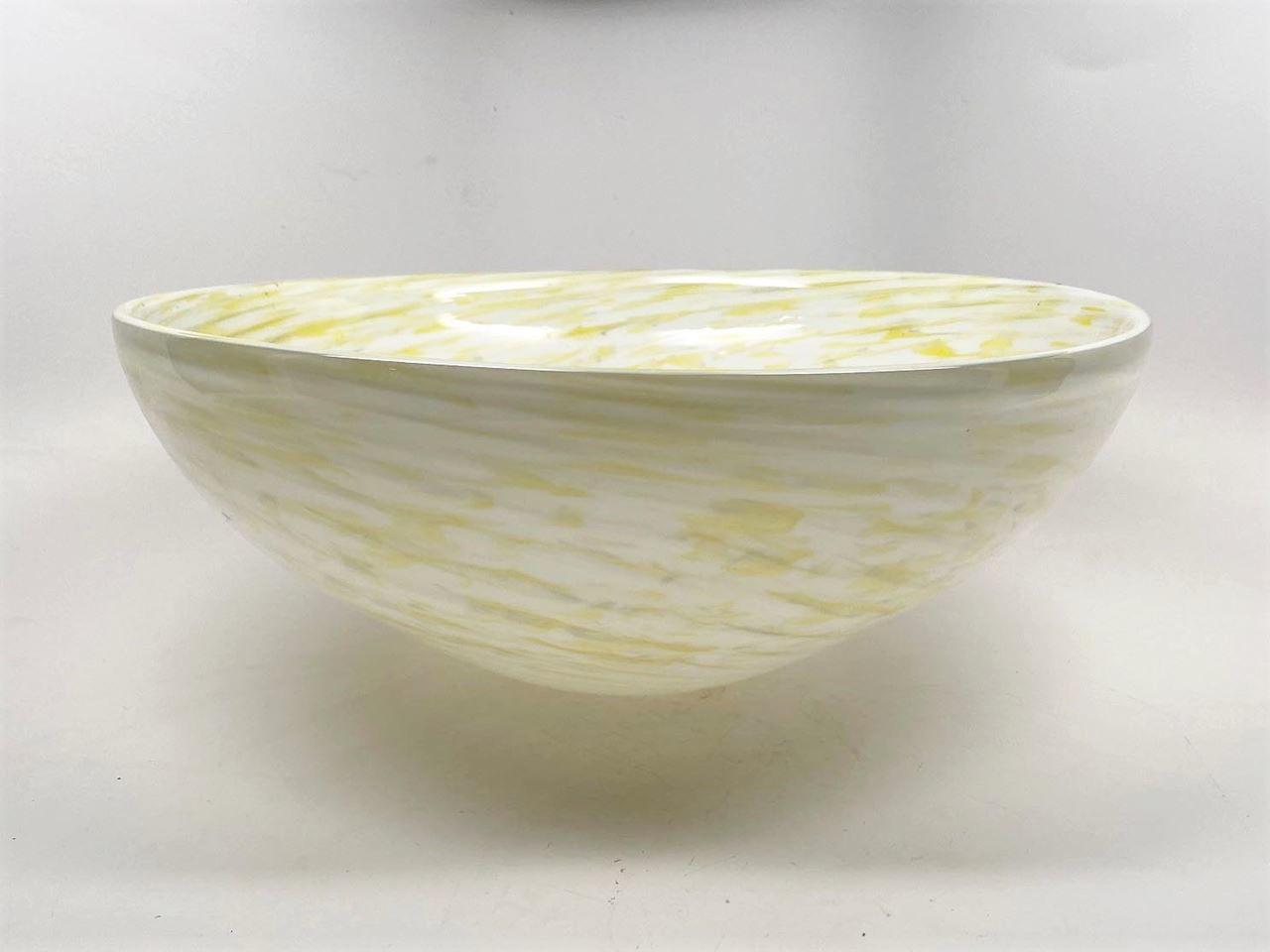 Blown Glass Sink   Popcorn
