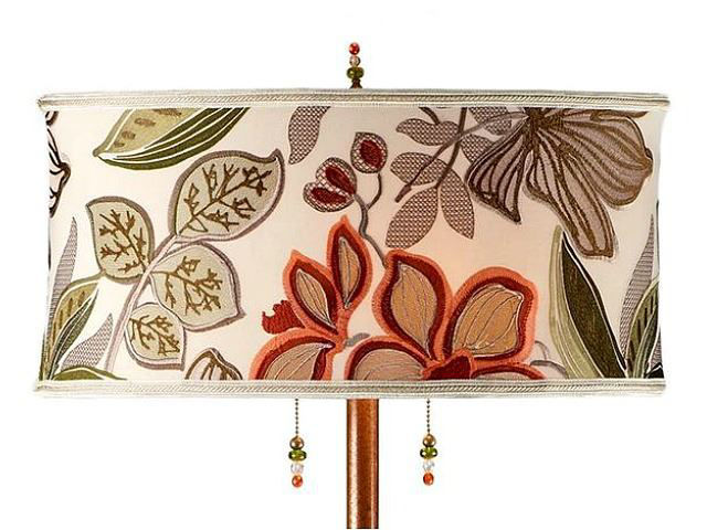 Living Room Floor Lamp Shade   Jacques